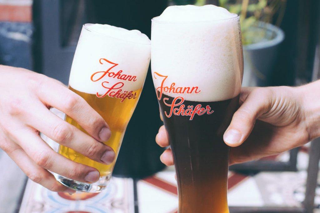 Biergarten, Köln – ©Johann Schäfer