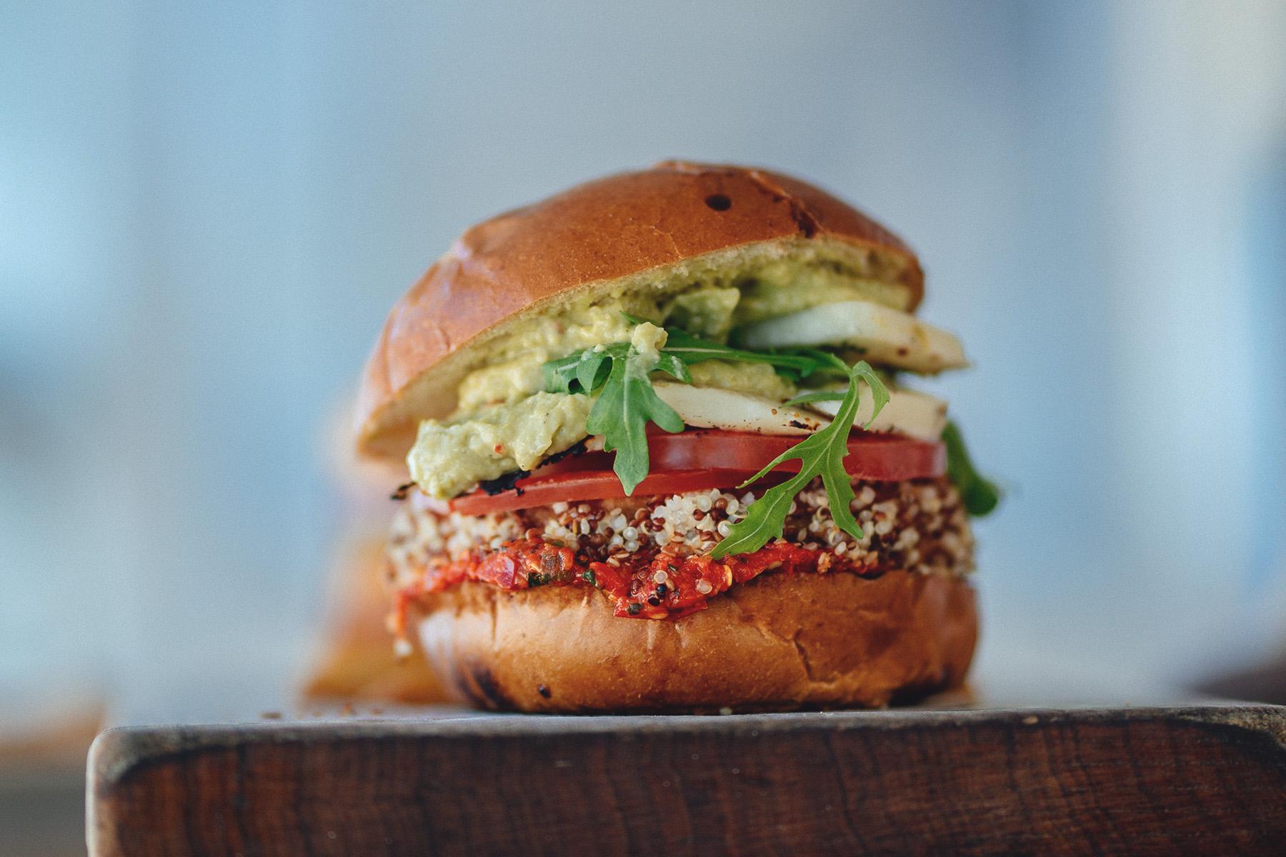 Burger, Vegan – ©Unsplash