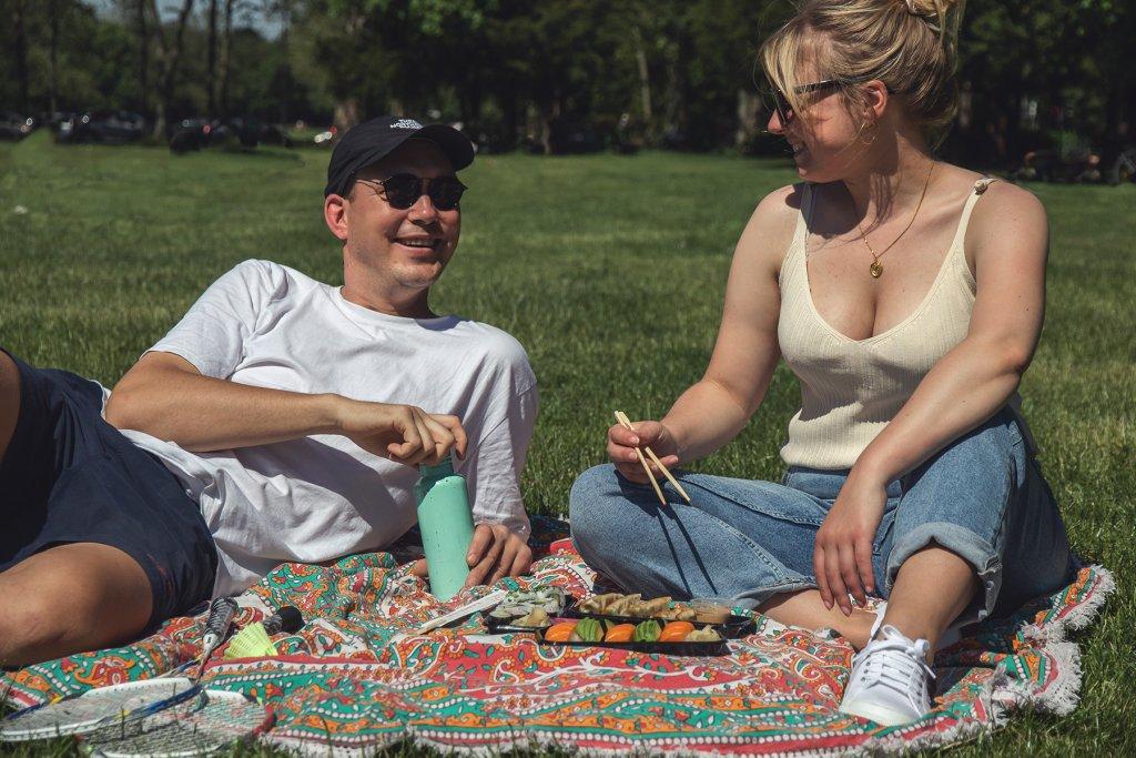 Maki, Picknick