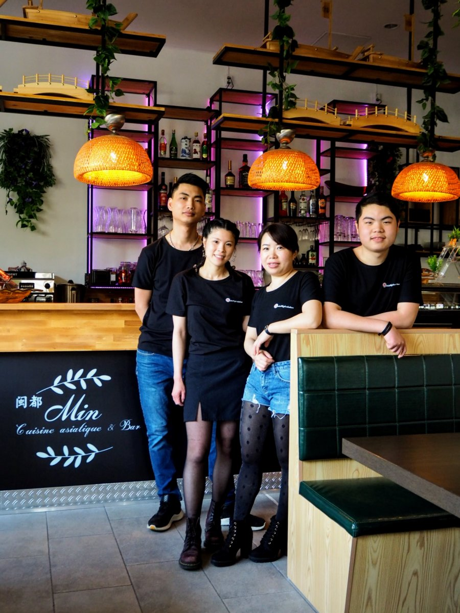 Min Cuisine aisiatique & Bar – ©Min Cuisine aisiatique & Bar