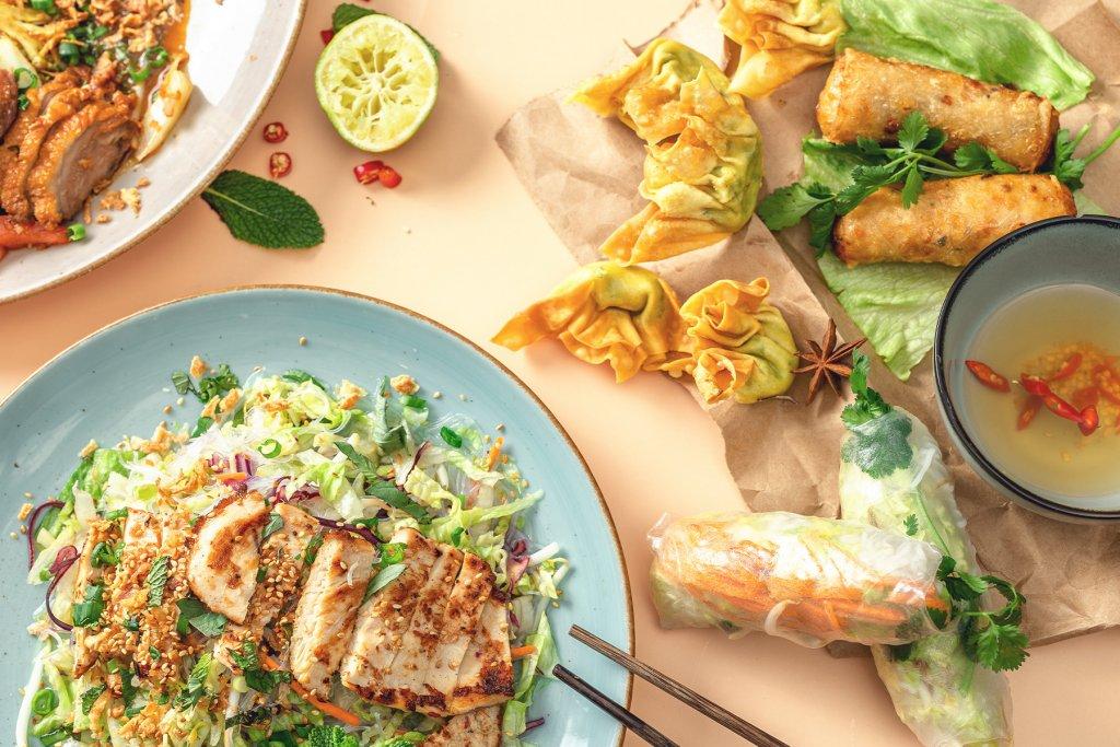 Min Cuisine asiatique & Bar – ©Min Cuisine asiatique & Bar