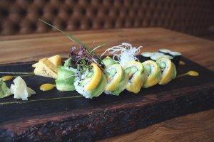 Sushi, Ehrenfeld – ©Miyu