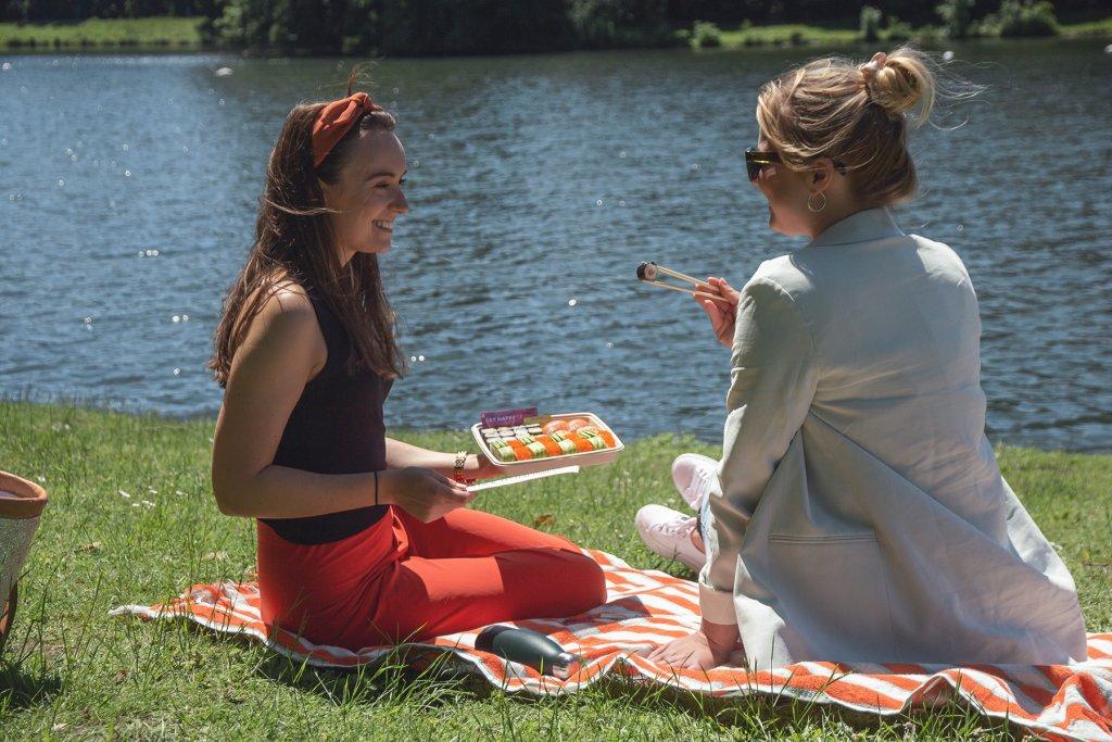 Picknick, Sushi