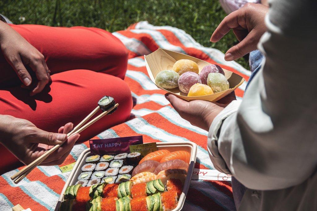 Picknick, Köln, Park