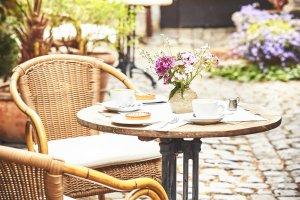 Kaffee, Kuchen – ©Café La Provence