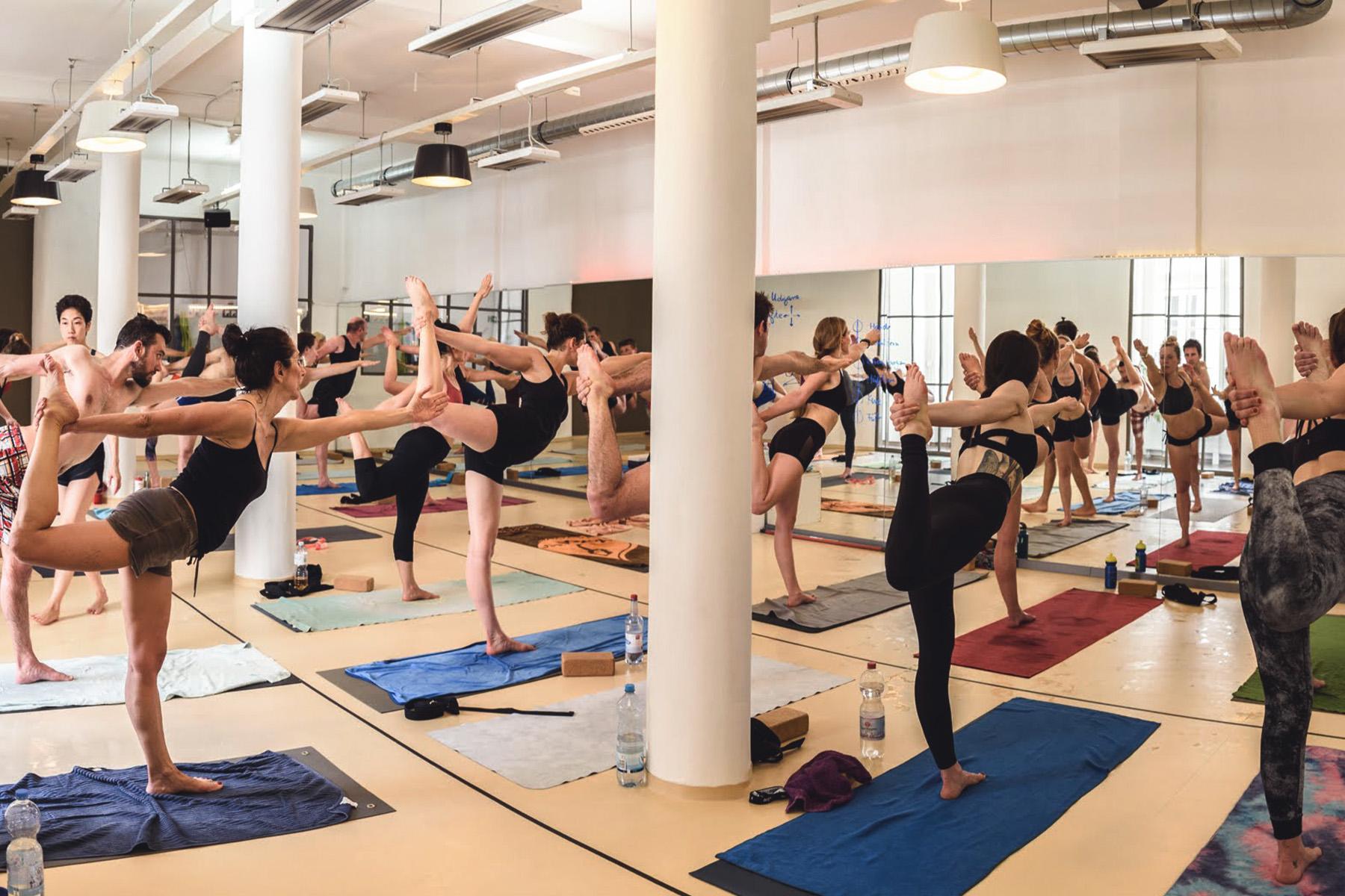 Yoga, Köln – ©Yoga39°