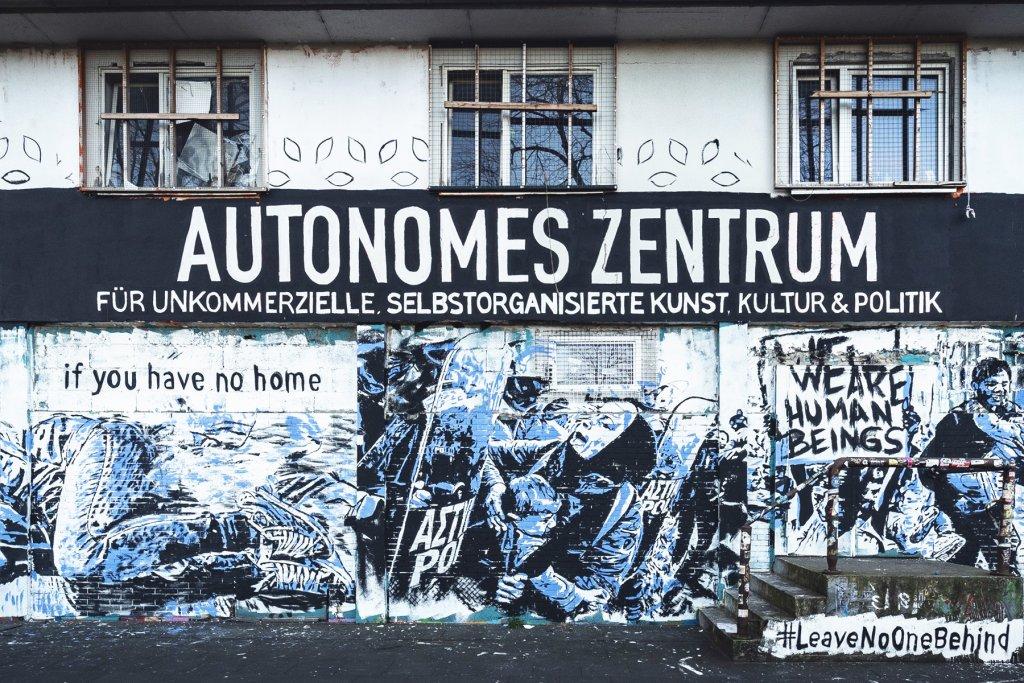 Az Koeln 1 Artikel – ©Autonomes Zentrum Köln