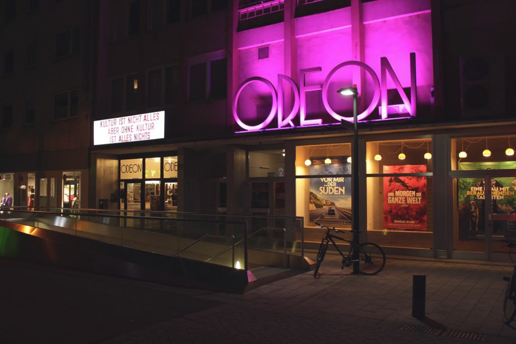 Odeon Koeln 1 Artikel – ©Odeon