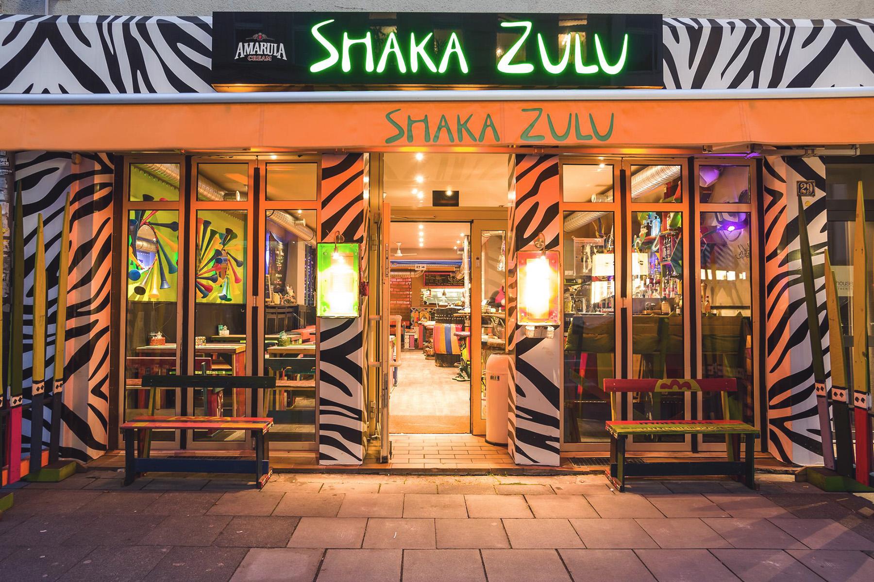 Shaka Zulu Koeln 1 Artikel – ©Shaka Zulu