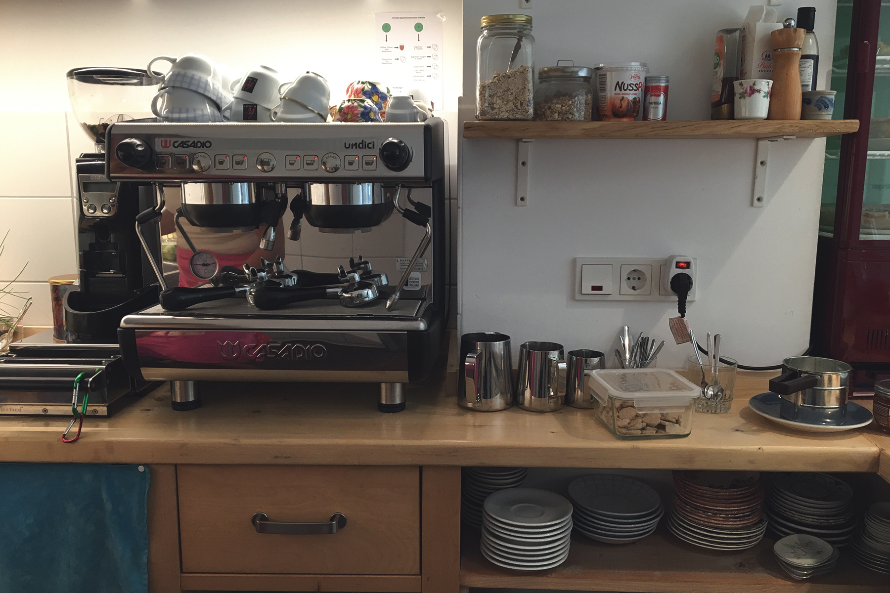Cafe Herzhauschen Koeln 4 Artikel – ©Sarah Kleiss