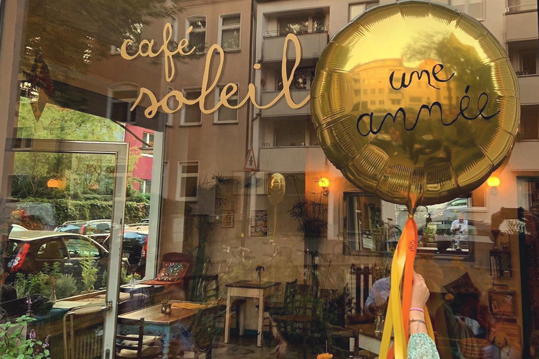 Cafe Soleil Koeln 3 Artikel – ©Café Soleil
