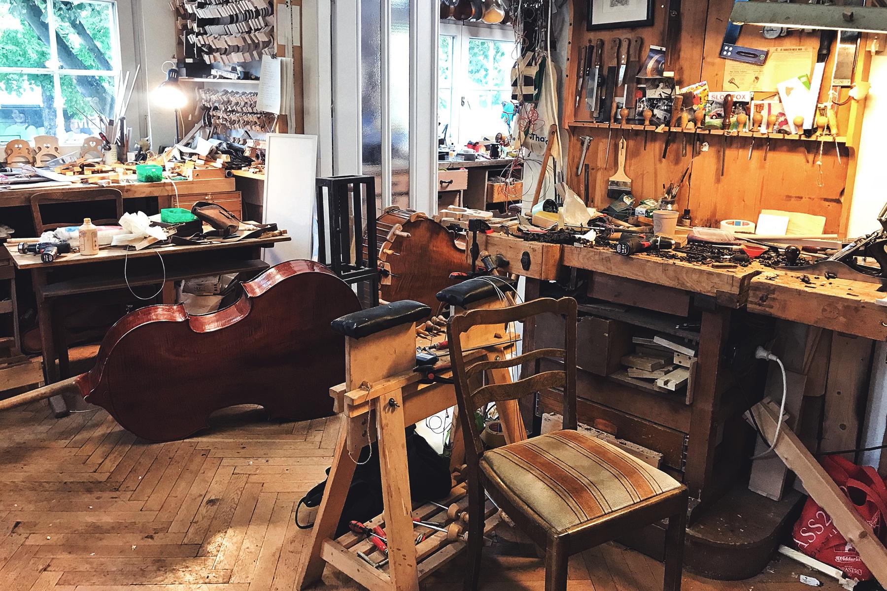 Geigenbau Kress Koeln 1 Artikel – ©Clara Schlicker