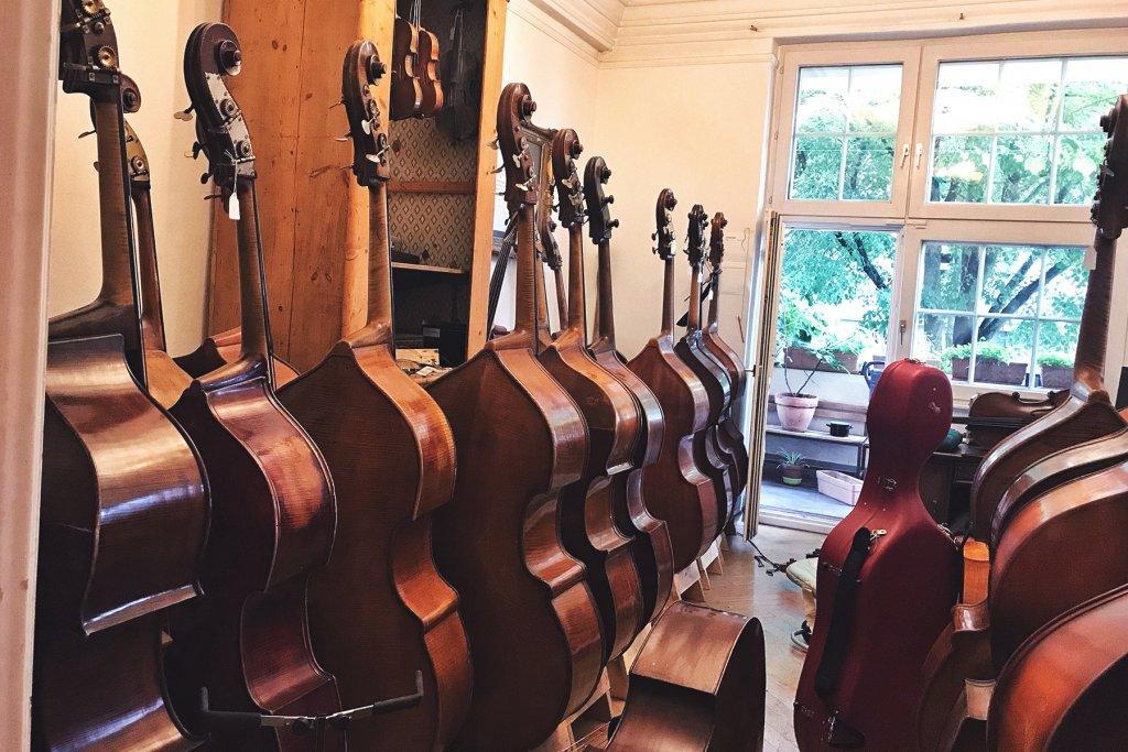 Geigenbau Kress Koeln 11 Artikel – ©Clara Schlicker