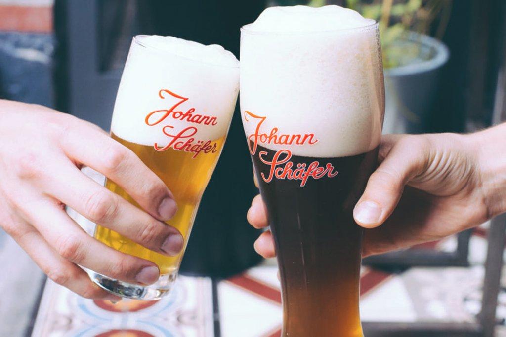 Schaefer Bier Koeln 1 Artikel – ©Johann Schäfer