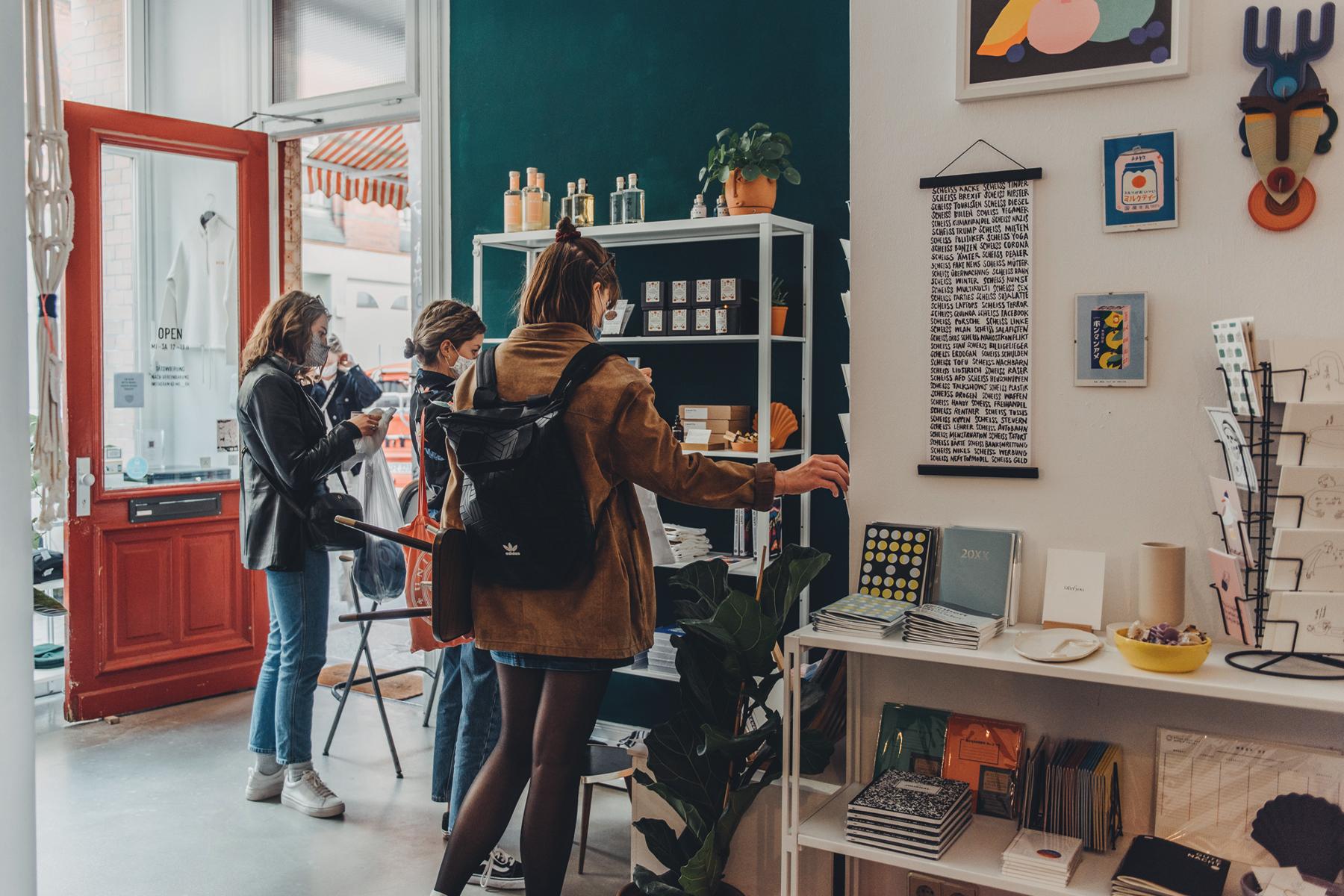 Shop Local Koeln 2 Artikel – ©Findeling