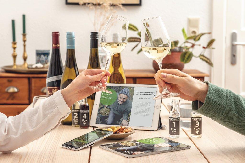 Virtuelle Weintour Koeln 1 Artikel – ©DWI